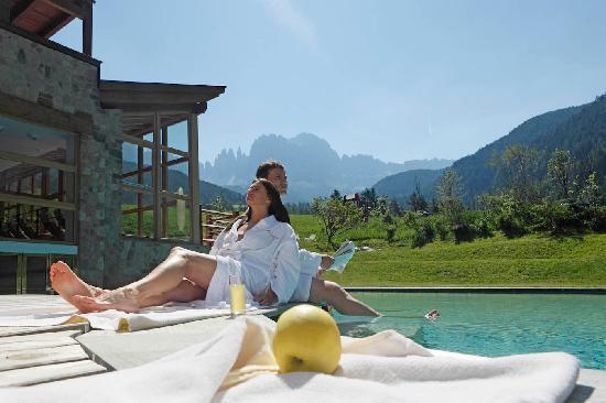 Cyprianerhof Dolomit Resort: Hotel Cyprianerhof - Panorama