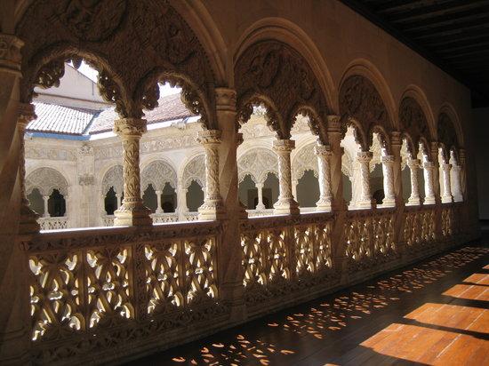 Museo Nacional de Escultura : Claustro