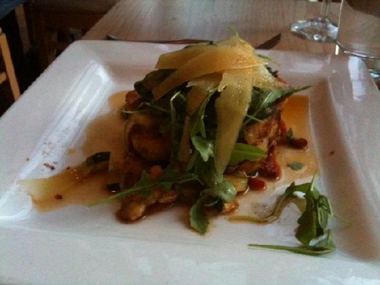 Leaf Vegetarian Restaurant: Gnocchi