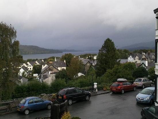 Windermere Hydro Hotel: Veiw from our room