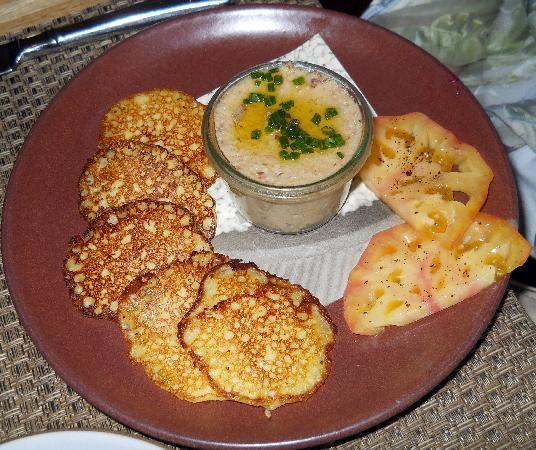 Husk Restaurant: Boiled Peanut Hummus