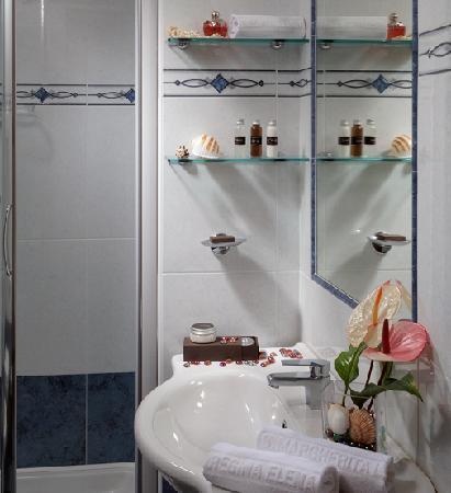 BEST WESTERN Hotel Regina Elena: Bagno