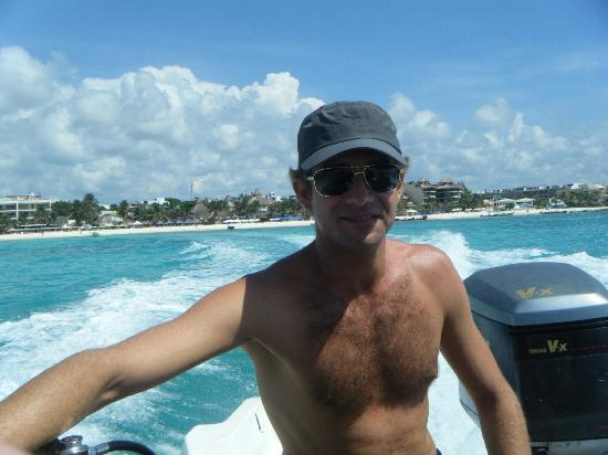 Geofish Dive: GeoFish crew