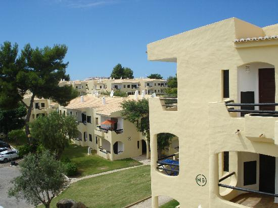 Luna Clube Brisamar: Clube Brisamar, Alvor - view from Apartment HA10