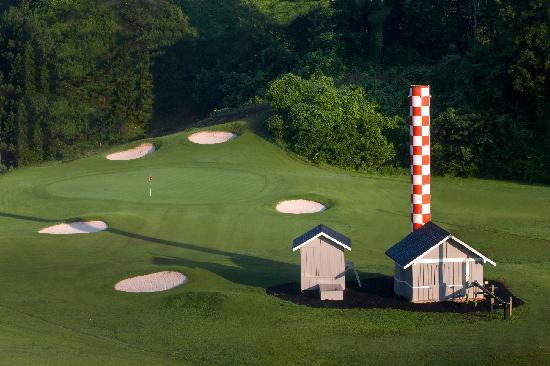 Steel Canyon Golf Club: A view from above