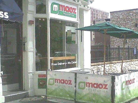 Maoz: KOSHER RESTAURANT