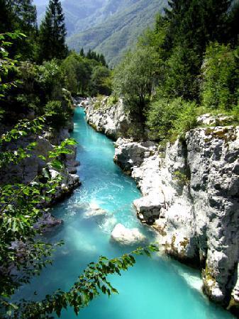 3glav Adventures: River Soca