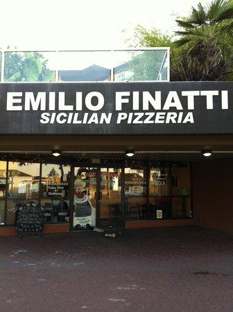 Emilio Finatti Sicillian Pizzeria