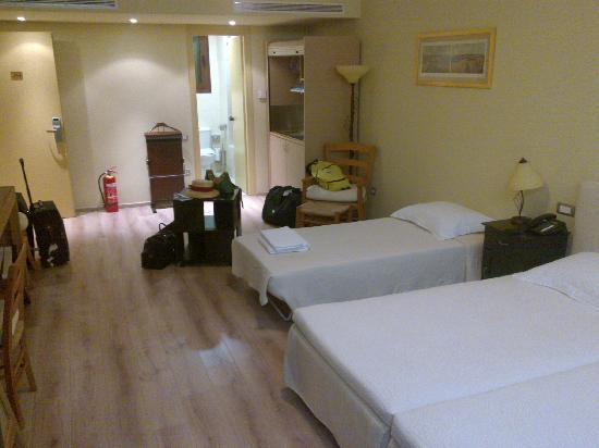 Efplias Hotel: camera