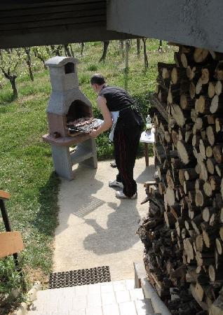 Vikend Pri Bubeki: barbecue