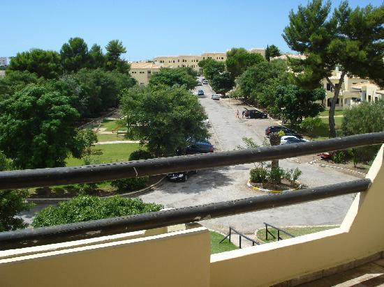 Luna Clube Brisamar: Clube Brisamar - view from hotel appt HA10 Rm 205