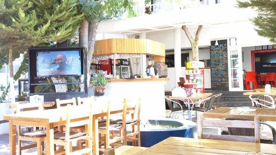 The Slip Inn Restaurant : Slipp Inn