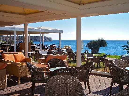 Kolymbia Beach Hotel : Kolymbia Beach