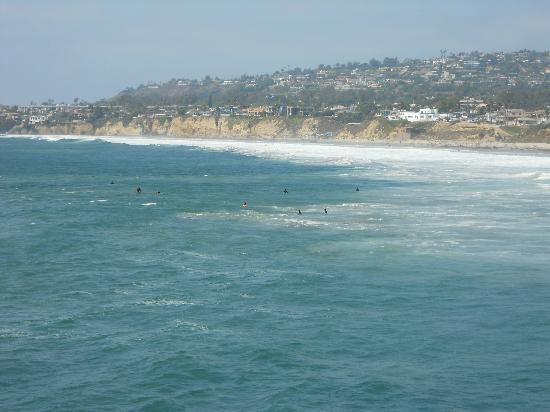 Ocean Park Inn: Surfers from Crystal Pier