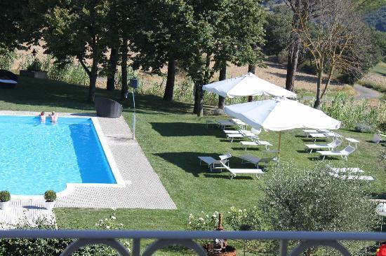 Castello di Montignano Relais & Spa: Vero Relax