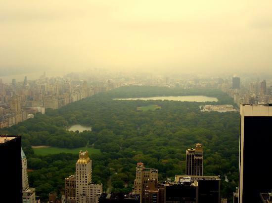 Waldorf Astoria New York: The view from Rockerfeller is better than the view from Empire State