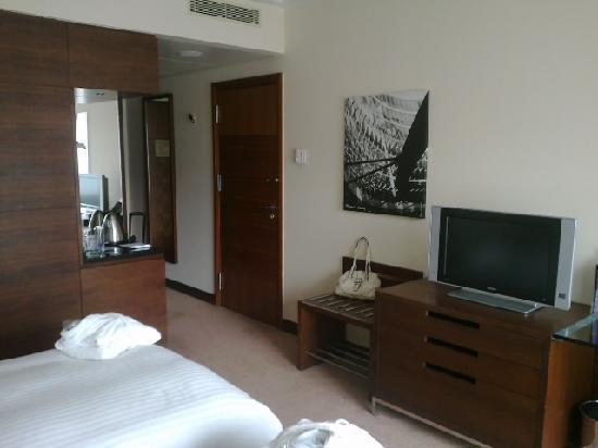 Hilton Warsaw Hotel & Convention Centre: Room 511