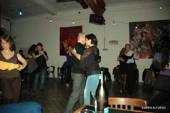 El Tacuari Tango: Noche de Milonga