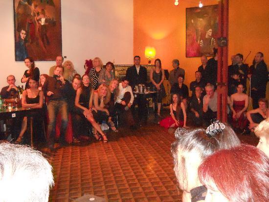El Tacuari Tango: Fiesta 2do aniversario