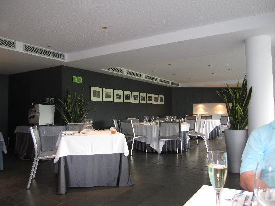 Mon St Benet: El restaurante Mon Sant Benet