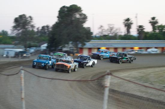 Orland Speedway: Mini Trucks