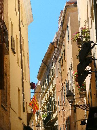 Residenza Gardenia: Alghero old town