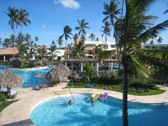 Secrets Royal Beach Punta Cana: Pools