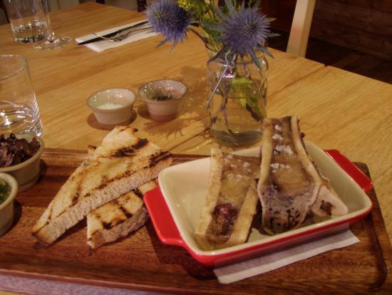 Whitefriar Grill: Roast Marrowbone