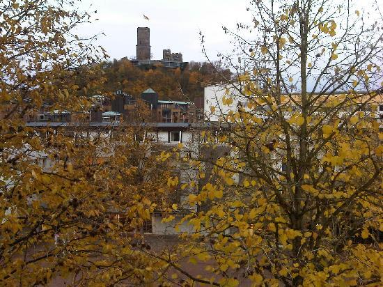 Insel Hotel Bad Godesberg: View from the room