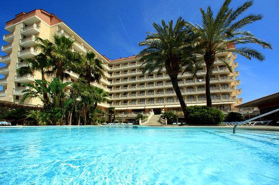 Aqua Hotel Bella Playa Malgrat De Mar