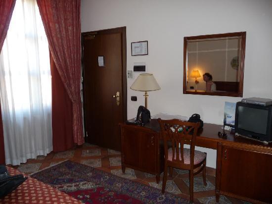 Baglio Conca d'Oro: La chambre