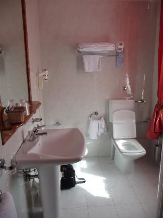 Baglio Conca d'Oro: La salle de bain