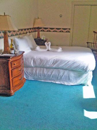 The Stowe Inn: Deluxe Queen Room