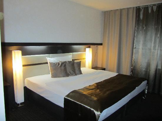 Volcano Spa Hotel : ma chambre