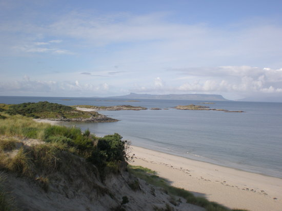 Arisaig, UK: Camusdarach