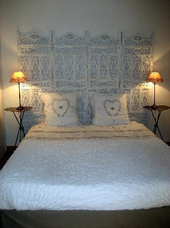 Le Jardin de la Cite : The 'Malepère' Bedroom