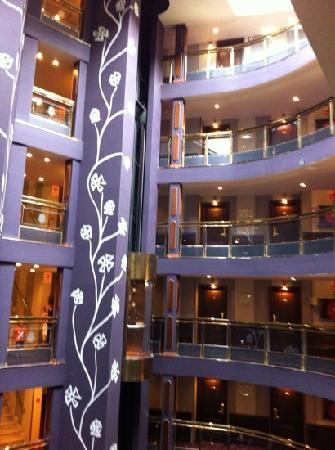Hotel Plaza: superbe hôtel