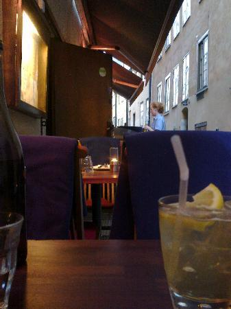 Restaurang Kryp In: outside