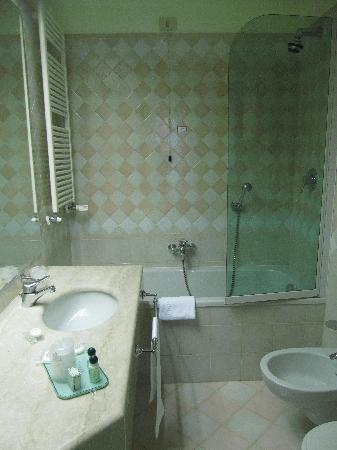 Sangallo Palace Hotel: Bathroom