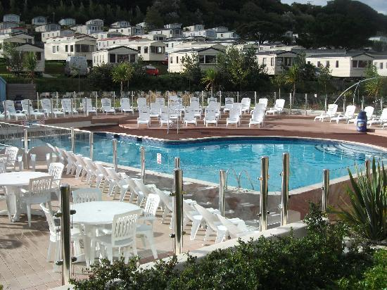 Smashing outdoor pool picture of littlesea holiday park - Hotels in weymouth with swimming pool ...