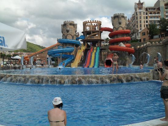 Royal Bay Hotel: Waterpark