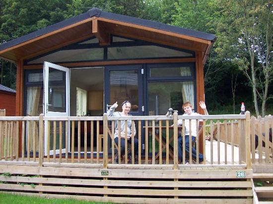 Westholme Estate: Our beautiful Lodge