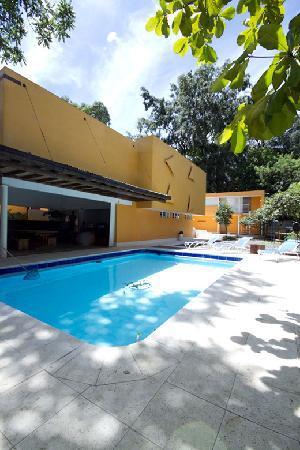 Hostal Casa Ram: piscina