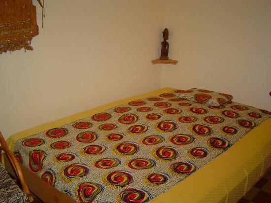 Sevare, Mali: small room, bigger rooms available