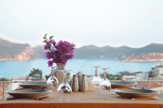 Hotel Kekova: Terrace View