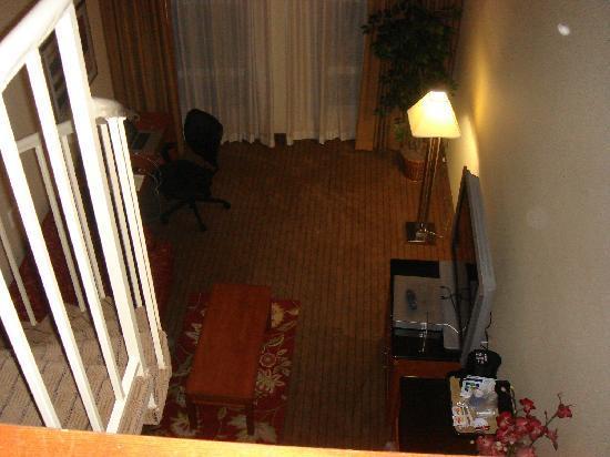 Holiday Inn Express Century City: balcony