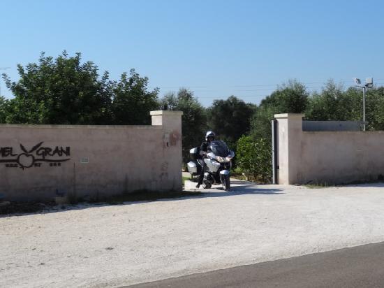 Corte dei Melograni Hotel Resort : ingresso principale