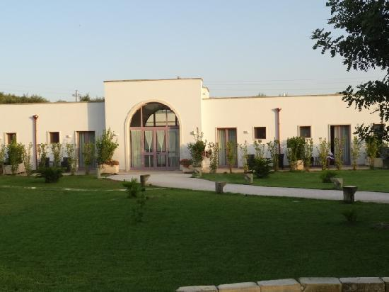 Corte dei Melograni Hotel Resort : panoramica