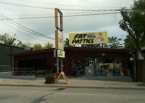 Carbondale, IL: fat patties