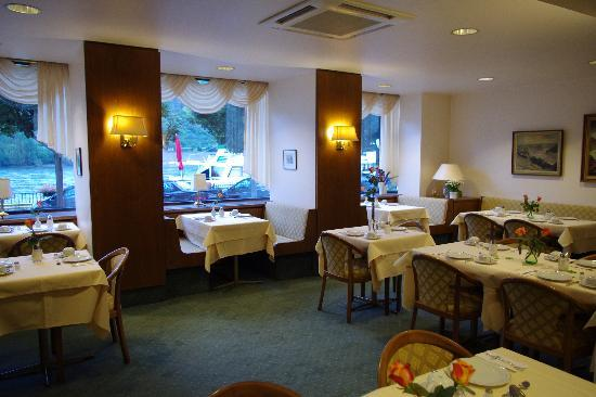 Hotel Günther Garni: Breakfast room